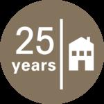 Garancia 25 rokov, podlahy