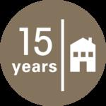 15 rokov, garancia podlahy, parkety