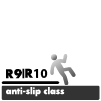 Protišmykové triedy, podlahy, parkety, R9, R10