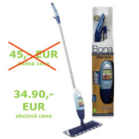 Bona Spray Mop Express akcia