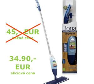 Bona Spray Mop Express akcia